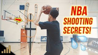 5 NBA Shooting Secrets That Will Improve Your Jump Shot FAST!