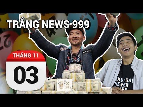 Tin nóng 24h qua | 3-11-2016 | TRẮNG NEWS 999