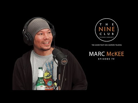 Marc McKee | The Nine Club With Chris Roberts - Episode 79