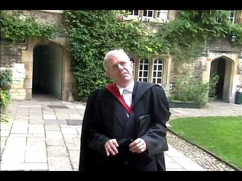 Oxford University matriculation (full)