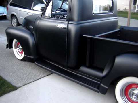 1953 Chevrolet 3100 pick up Music Videos