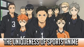 The Uniqueness Of Sports Anime