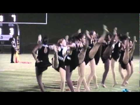 Elba High School Band - Sept. 3, 2010