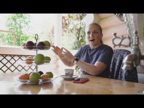 Компания Терем в гостях у певицы Марины Девятовой