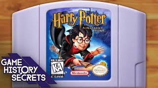 Nintendo's Failed Harry Potter Pitch for N64 - Game History Secrets