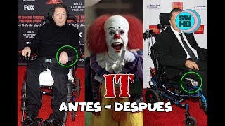 IT (1990) Before and After 2017 ⭐ IT (1990) Antes y Después 2017 ⭐