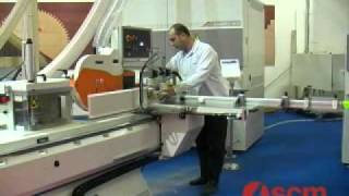 Scott & Sargeant - Making Windows & Doors SCM TEN 220 Ti155e