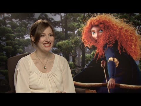 Kelly Macdonald and Kevin McKidd Interview for BRAVE