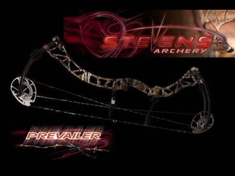 2013 Bow review: Stevens Archery Prevailer