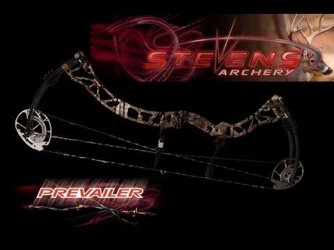2013 Bow review: Stevens Archery Prevailer