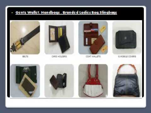 Gents Wallet, Handbags , Branded Ladies Bag
