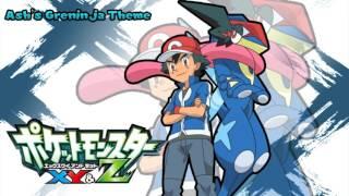 Pokemon XYZ Music: Ash-Greninja Theme 1-HOUR VERISION