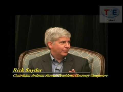 Rick Snyder - Chairman Ardesta
