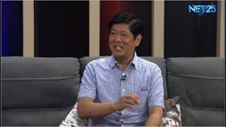 Mr. Bongbong Marcos Talks About His Childhood Memories (MOMents)