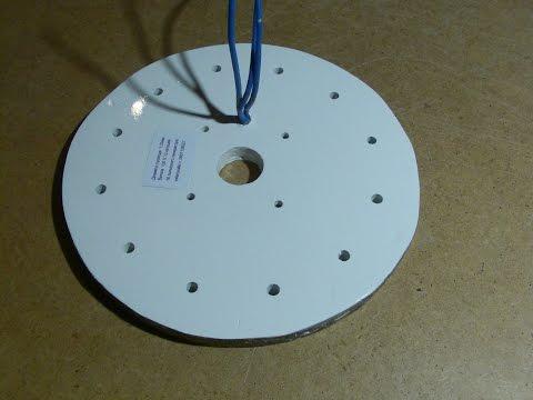 Изготовление статора аксиального генератора под заказ