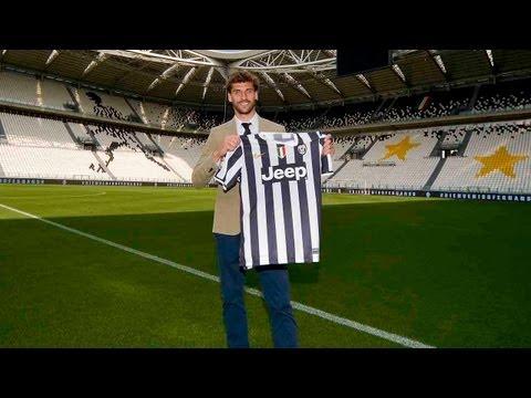 Fernando Llorente alla scoperta dello Juventus Stadium - Fernando Llorente explores Juventus Stadium