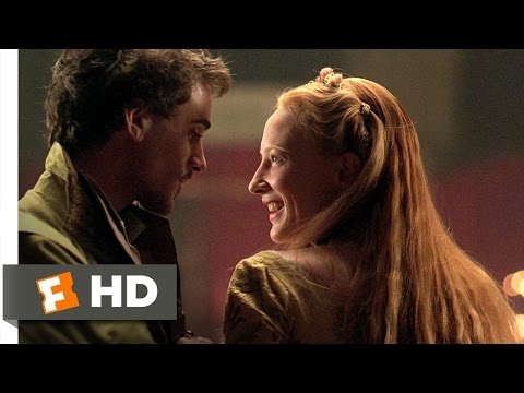 Elizabeth (5/11) Movie CLIP - Elizabeth and Robert Dance a Volta (1998) HD