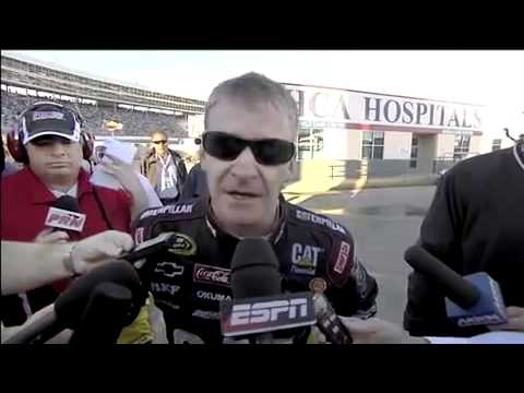 Jeff Burton and Jeff Gordon Crash   Fight! NASCAR Drivers fight And Ride MAD in Ambulance together   YouTube