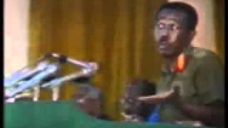 Mengistu Hailemariam funny moments