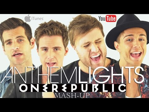 Onerepublic Mash-up - counting Stars apologize good Life secrets (by Anthem Lights) video