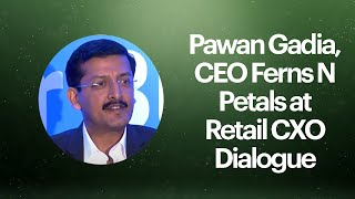 Pawan Gadia  CEO Ferns N Petals at