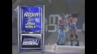 Torrie Wilson vs Nidia
