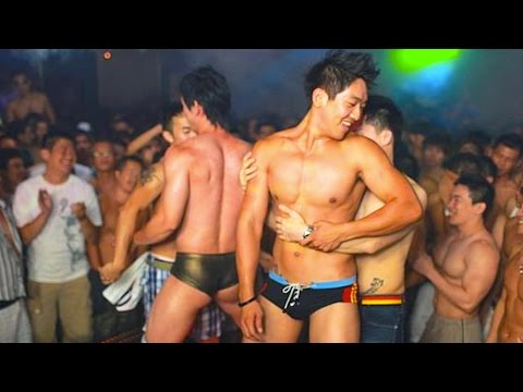 Homosexuality And Being Gay In Korea - Like It video