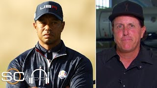 Phil Mickelson says $9 million match vs. Tiger Woods is a 'win-win' | SC with SVP
