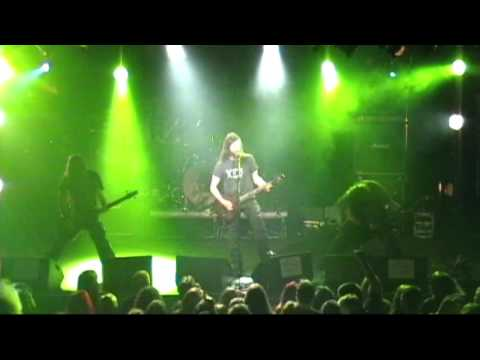 Rotting Christ Sign of Evil Existence #6/11 FMR2009 Belfast
