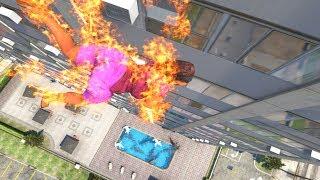 GTA 5 Epic Ragdolls Compilation #20 (Euphoria Physics | Funny Moments)