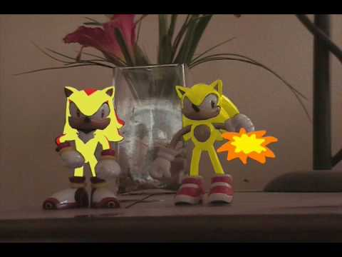 Sonic Stop Motion Adventures: THE MOVIE: Part 3