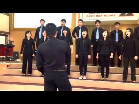 Kau Bagian yang Terindah - cover by Genesis choir (edited)