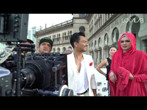 Behind The Scenes - Dirgahayu (Music Video) - Dato' Siti Nurhaliza & Faizal Tahir