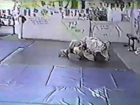 Walt Bayless and Mark Schultz Jiu Jitsu training Image 1