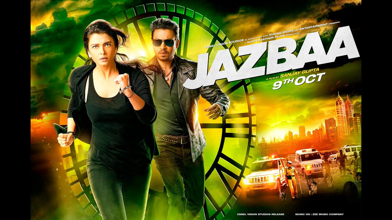 Jazbaa | Official Trailer | Irrfan Khan & Aishwarya Rai Bach...