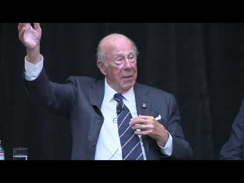 George P. Shultz: Perspectives on Europe