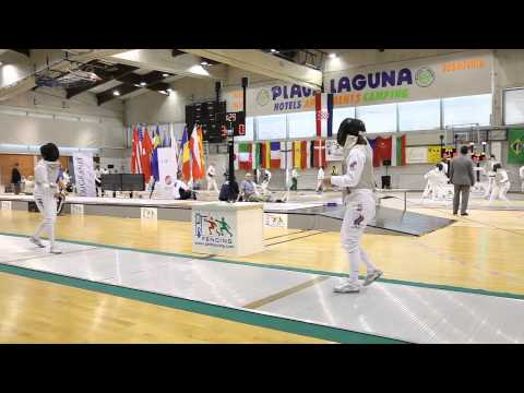 how to win a fencing bout