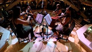 Beauty And The Beast String Quartet