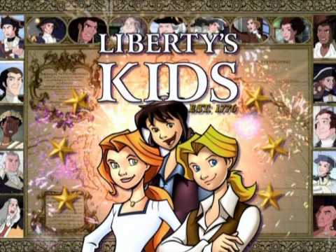 Liberty's Kids - Main Theme (Through my own eyes) - Extended TV Version
