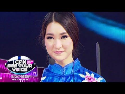 download lagu Keren Banget! Oriental Cantik Wajahnya, Jago Wushu, Suaranya Indah - I Can See Your Voice 20/2 gratis