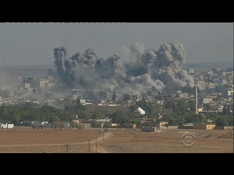 What impact are the airstrikes over Iraq having?