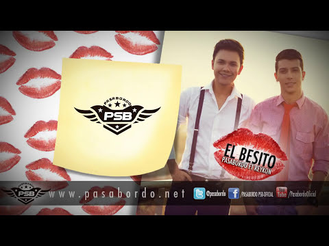 PASABORDO EL BESITO FT REYKON [Letra/Lyrics]