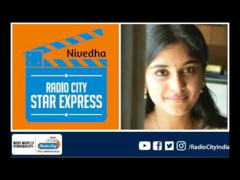 Nivedhitha Favourite star after kamalhasan- Radio City Hyderabad