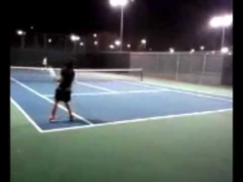 Must SEE Tennis demo Guy Everyone is Talking about [Must read His story]