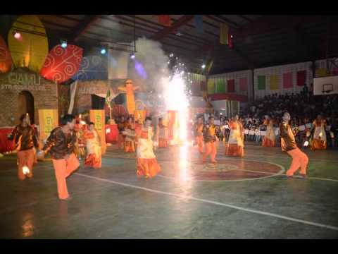 Pandanggo Oasiwas, 3rd Runner-up, Lgu Night, 2012 Gamu Patronal Town Fiesta video