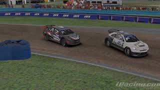 Mistakes Were Made - iRacing Rallycross - VR