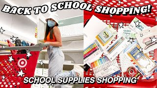 school supplies shopping haul 2020 *things you need for college/high school* | BACK TO SCHOOL ✏️🎓