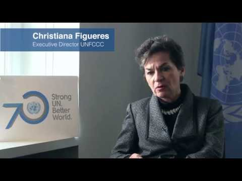 Question to Christiana Figueres: Why should people care about climate change?