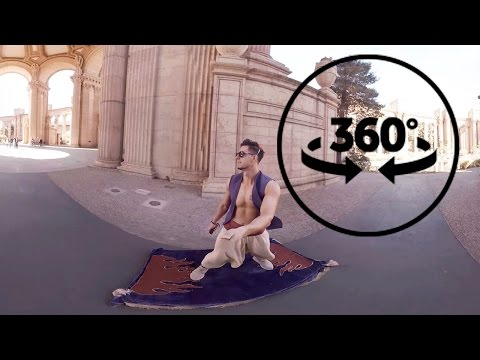 ALADDIN MAGIC CARPET 360