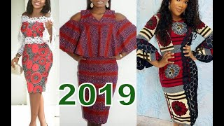 Latest African Short Dresses Designs 2020 Ladies' Choice
